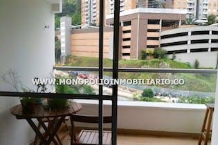 Apartamento Para La Venta En Envigado-loma Del Barro Cod 5516