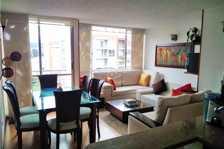 Portada Apartamento en venta en Almendros de 75,5mt2