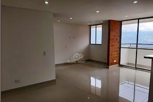 Apartamento en La Ferreria, La Estrella - 58mt, dos alcobas, balcón