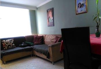 Apartamento En La Colina Del Norte, Verbenal, con 3 habitaciones- 50m2.