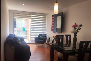 Apartamento en verbenal, Bello Horizonte, con 3 habitaciones- 67m2.