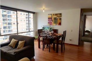 Apartamento en Pradera Norte, Toberín, con 3 habitaciones- 78,41m2