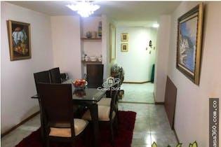 Apartamento en Cedro Golf, Cedritos, con 3 habitaciones- 77,9m2.