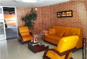 Apartamento en Contador, Cedritos, con 2 habitaciones- 76m2.
