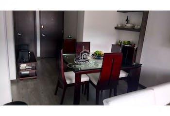 Apartamento en venta en Barrio Cedritos de 93m² con Bbq...
