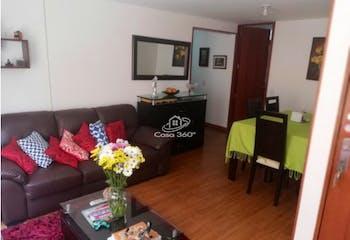 Apartamento en venta en Portales Del Norte de 3 hab.