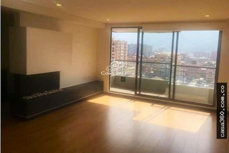 Portada Apartamento en venta en Barrio Cedritos de 113 mt2. con balcón