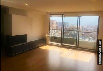 Apartamento en venta en Barrio Cedritos de 113 mt2. con balcón