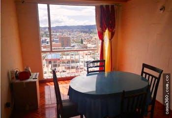 Apartamento en Estrellita Norte, Verbenal ,con 3 habitaciones-55mt2