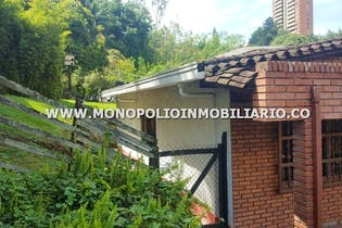 Casa Lote Para La Venta En El Poblado Medellin Cod: 5335