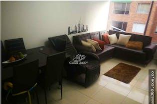 Apartamento en San Antonio Norte, Verbenal , con 3 habitaciones-60mt2