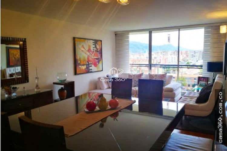 Portada Apartamento en venta en Caobos Salazar de 129 mt2.