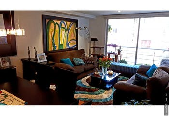 Apartamento en venta en Usaquén 122m² con Solarium...