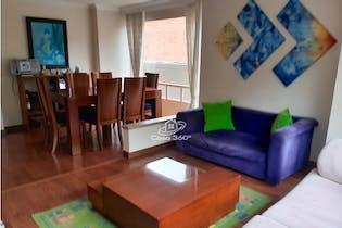 Apartamento en venta en Iberia 122m² con Bbq...