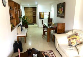 Apartamento en venta en Barrio Cedritos con 3 habitaciones-84mt2