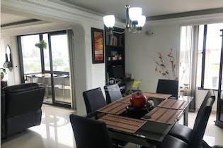 Apartamento en venta en Nicolás de Federman, 103mt con balcon