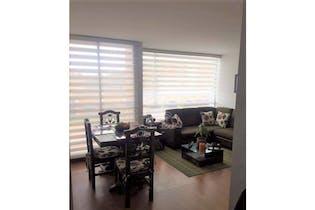 Apartamento en Villa Paola, Funza, con 3 habitaciones- 74.58mt2