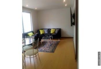 Apartamento en colina campestre(SUBA), con 3 habitaciones- 58.52mt2