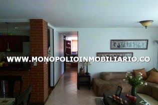 Apartamento en venta en Loma De Los Bernal de 4 alcobas