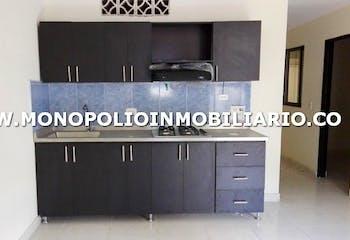 Apartamento En Itagüí - El Carmelo Cuenta Con Tres Alcobas