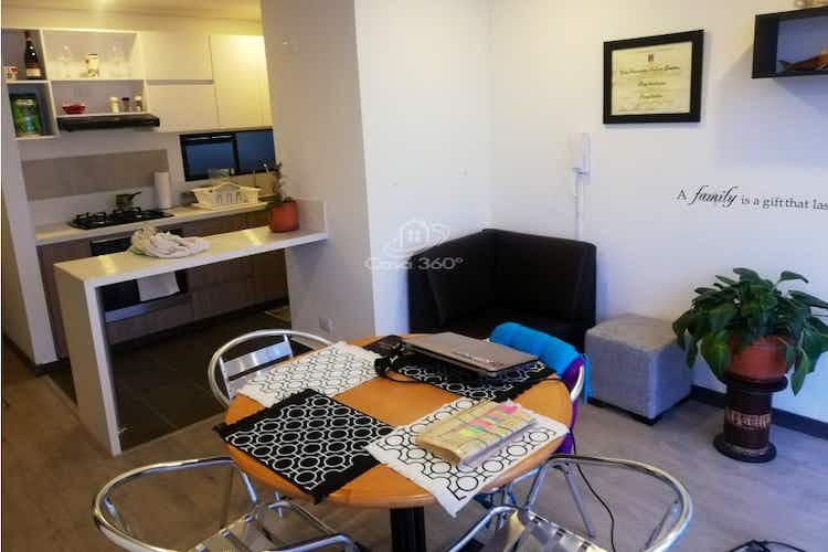 Portada Apartaestudio en venta en Cajica de una habitacion