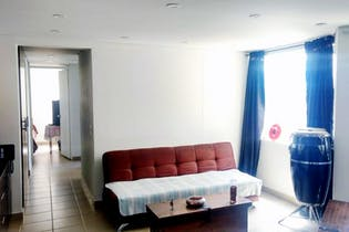 Apartamento en El Encanto, Engativa, con 3 habitaciones-51.99mt2