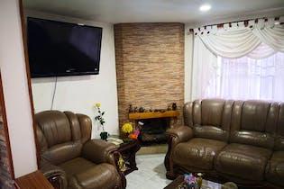 Apartamento en chico navarra -Av. boyaca, con 3 habitaciones-100mt2