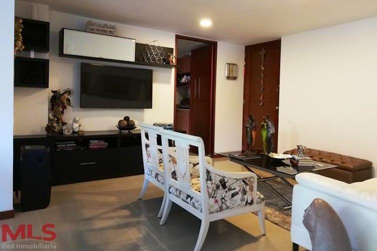 Portada Apartamento en Loma de las Brujas, Envigado, Camino De Brujas, con 3 habitaciones- 106m2.