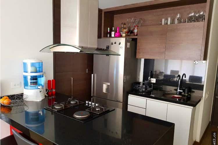 Portada apartamento En Bogota  con 2 habitaciones-75mt2