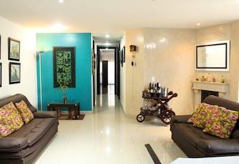 Apartamento en venta en Cedritos Usaquén 106m²