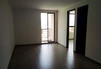 Apartamento en venta en Casco Urbano Chía de 1 habitacion