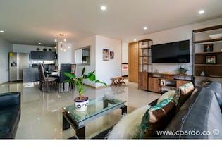Apartamento Sector Los Balsos, Poblado, Con 2 Habitaciones- 104m2.