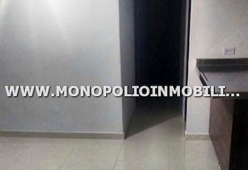 Apartamento en El Progreso, Itagui, 3 Habitaciones- 56,5m2.