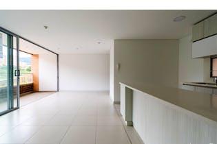 Apartamento en la loma del chocho, con 3 habitaciones-98mt2