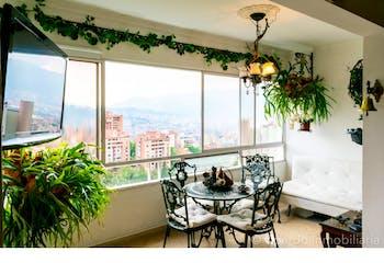 Apartamento en El Poblado-El Campestre, con 3 Habitaciones - 165 mt2.