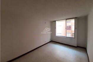 Apartamento en Valles de villa Maria, con 3 habitaciones-47mt2