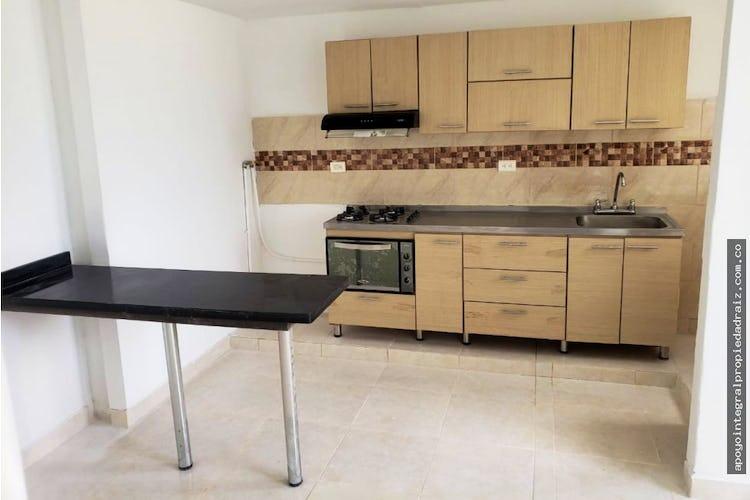 Portada Apartamento en San Antonio de Prado, con 2 Habitaciones - 38 mt2.