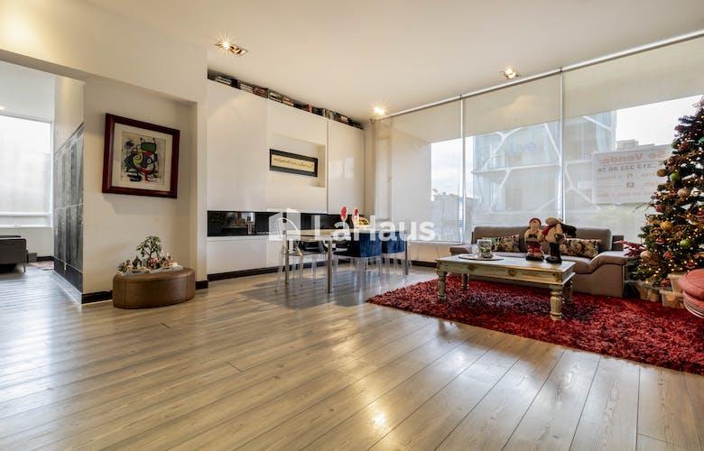 Portada Apartamento con terraza en Chapinero de 205m2