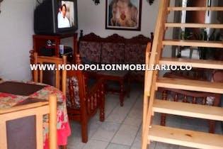 Apartamento en san Antonio de prado, con 3 habitaciones -75mt2