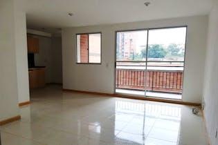 Apartamento en Ditaires, Itagui - 75mt, tres alcobas, balcón