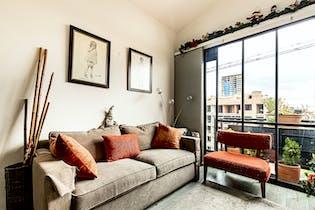 Apartamento en venta en Caobos Salazar con Gimnasio...