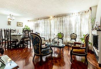Apartamento con Chimenea en Colina Campestre de 110m2
