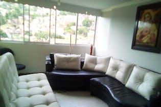 Apartamento en buenos aires - con 4 habitaciones- 88mt2