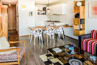 Apartamento en venta en Chicó Reservado de 1 habitacion