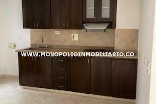 Apartamento en El Dorado, Envigado - 98, duplex, tres alcobas