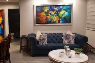 Departamento en venta de 68 m2 en Santa Cruz Atoyac