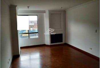 Apartamento en Cedritos (usaquen), con 2 habitaciones- 76,32m2.