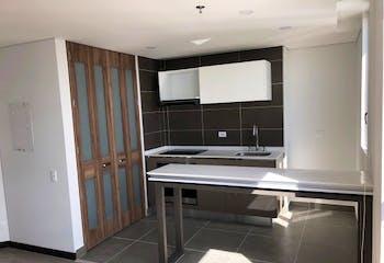 Apartamento en Chapinero, Chapinero - 46mt, una alcoba