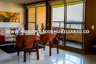 Apartamento en venta en Las Lomitas de 3 hab. con Zonas húmedas...