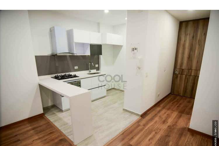 Portada Apartamento en Caobos Salazar, Cedritos - 59mt, una alcoba, balcón